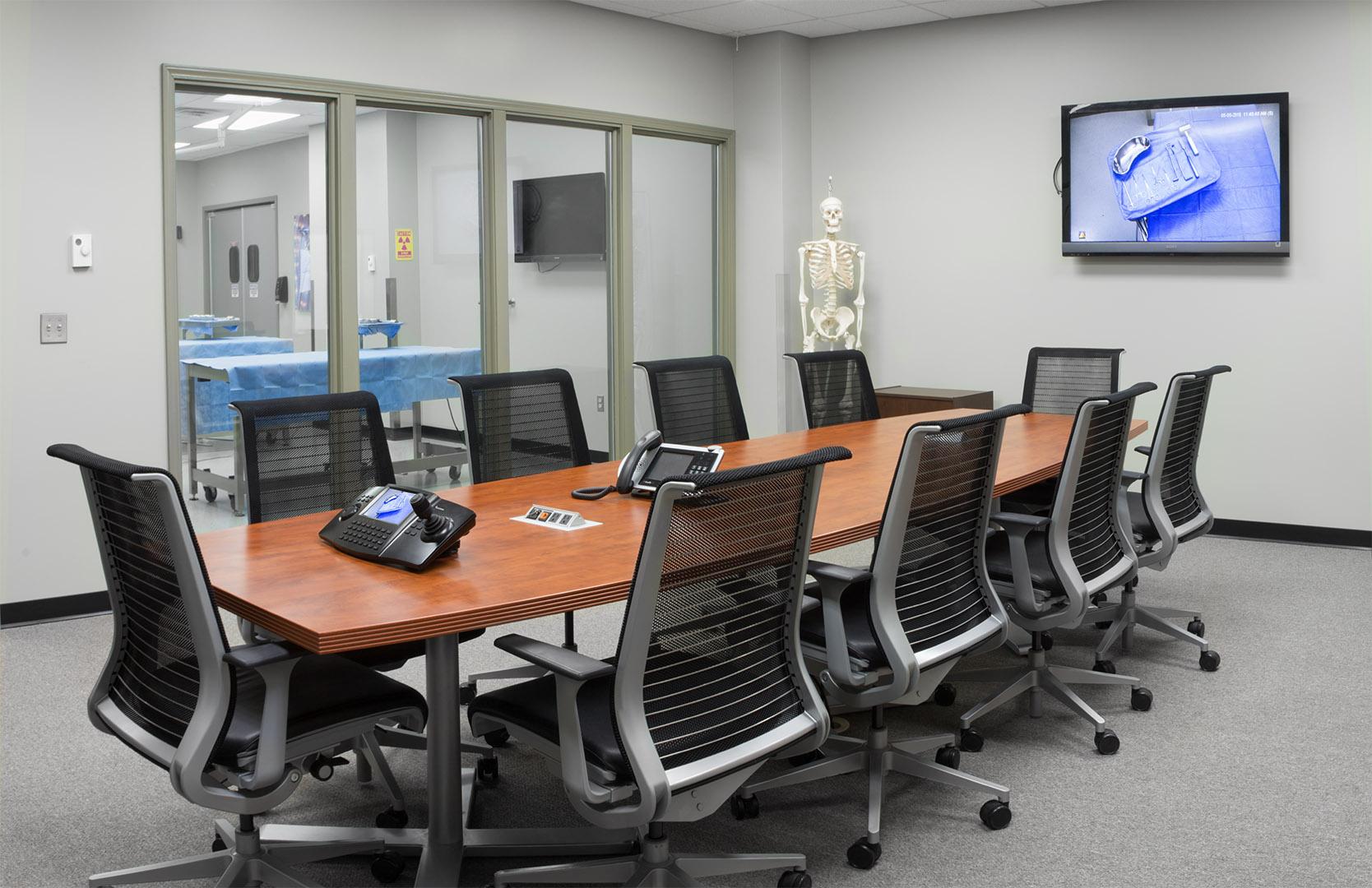 BioSkills Lab - Conference Room