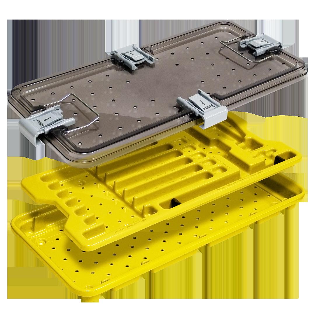 Medical case & tray system
