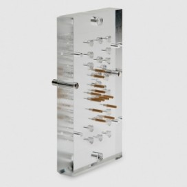 Plastic / acryllic 1165 machined medical component